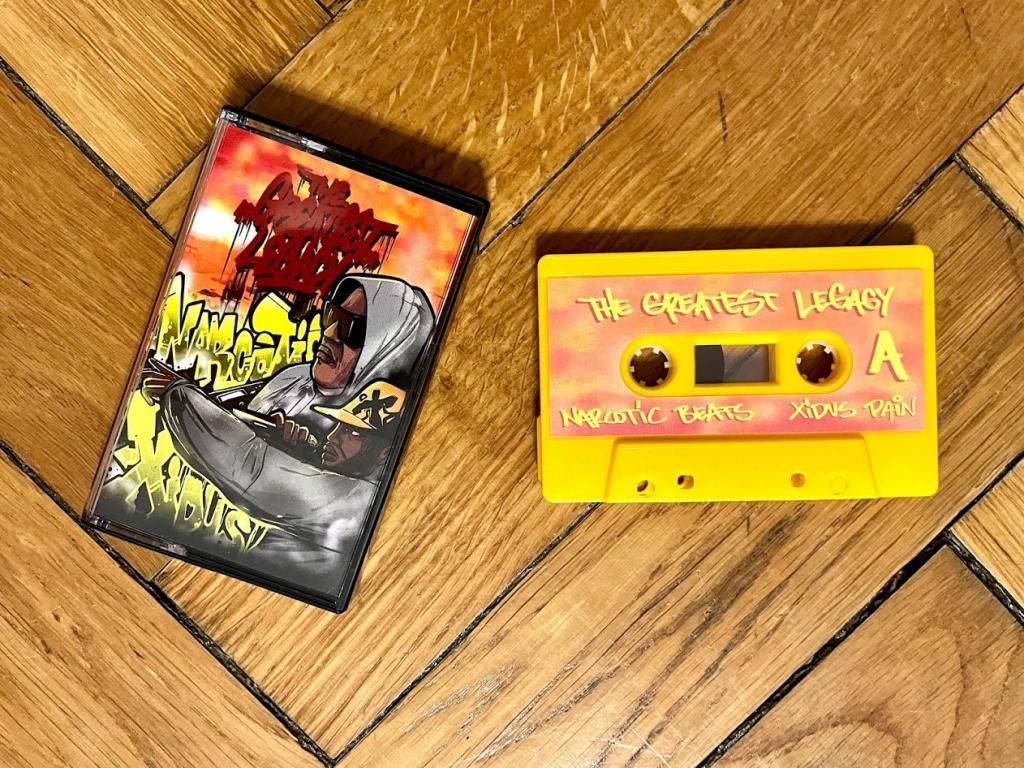 tape-weekender-nr-5-narcotic-xidus-pain