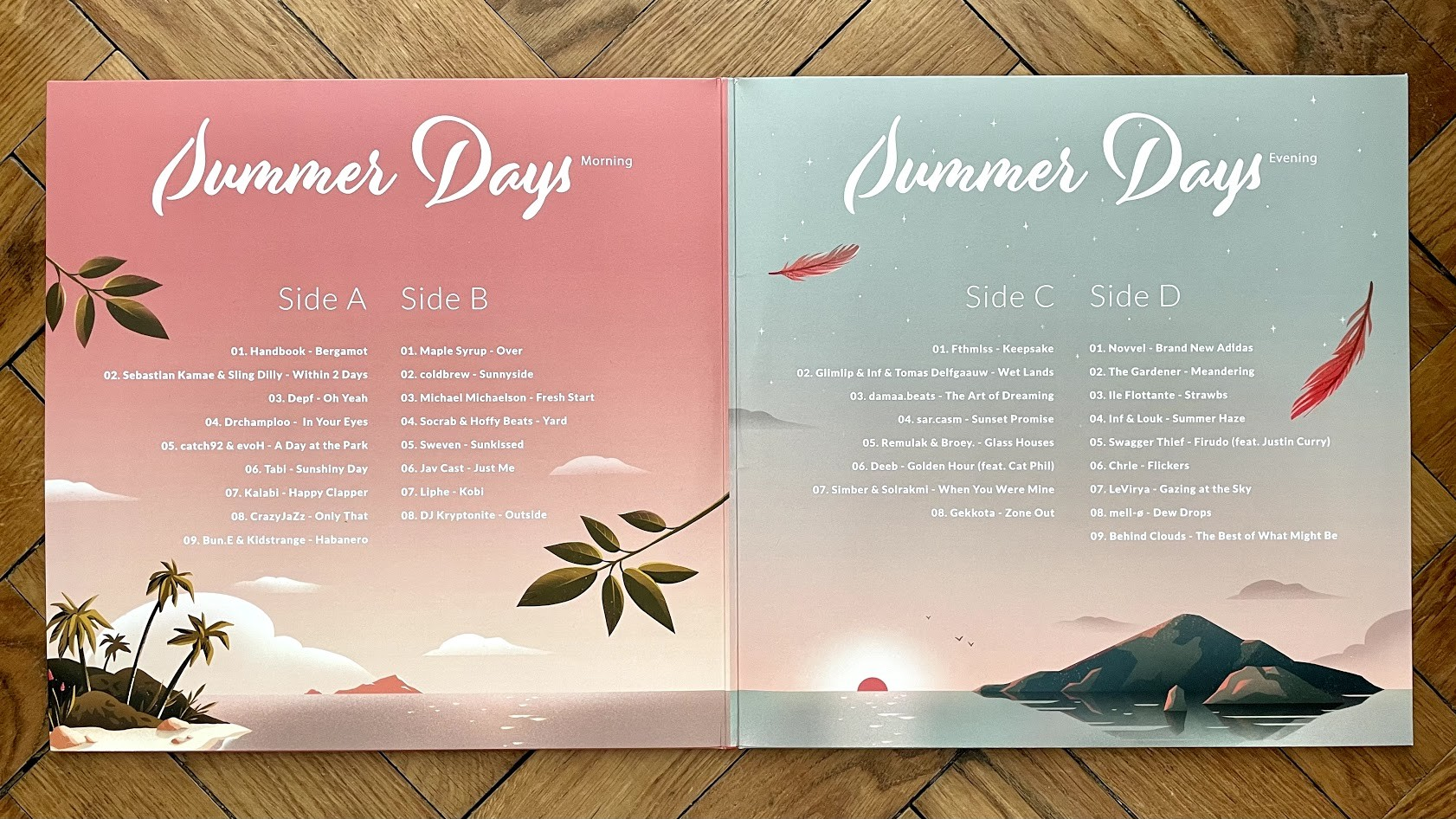 summer-days-aviary-day-gatefold-cover