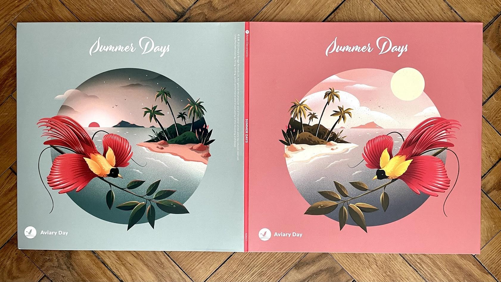 Summer Days (Aviary Day)