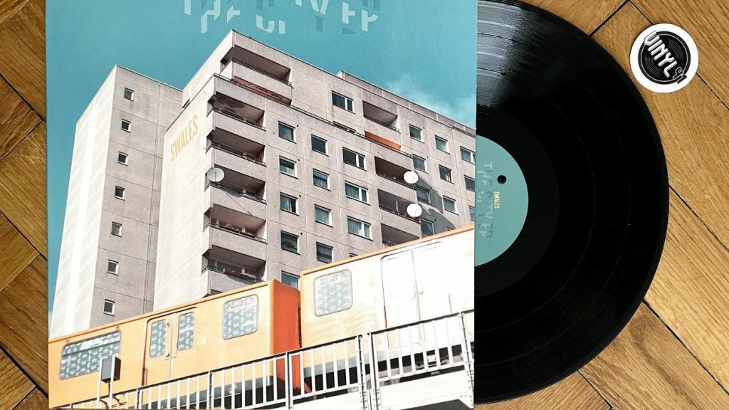 Swales - The City EP (Mutombo Records)