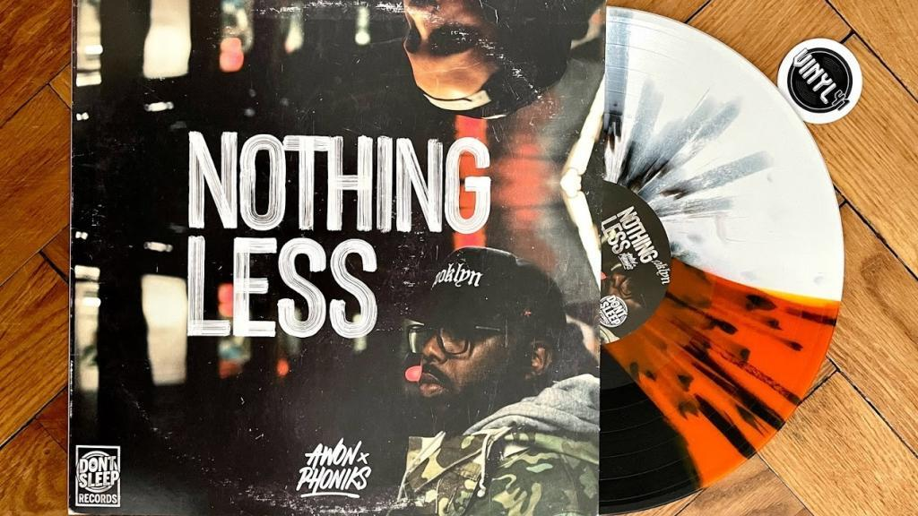Awon & Phoniks - Nothing Less (Don't Sleep Records)
