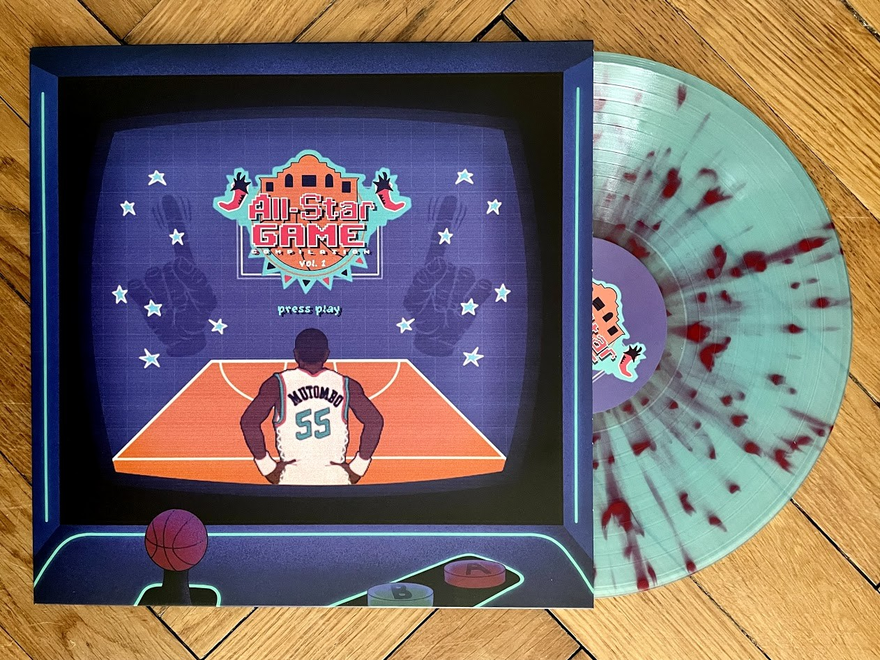 Beats und Instrumentals Nr. 11 - All-Star Game Compilation Vol. 1 (Mutombo Records)