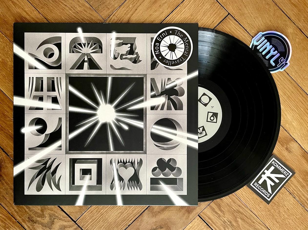 Noa Erni - The Mental Traveller (Kommerz Records)