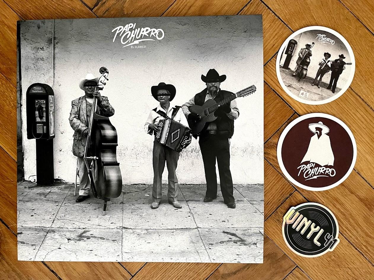 Papi Churro - El Clásico (We Run This)