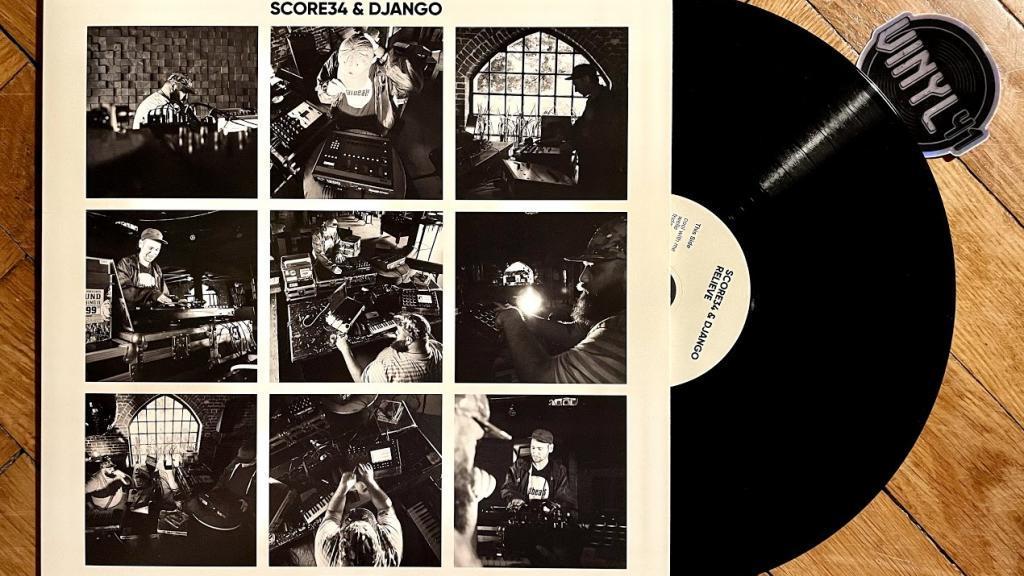 Score34 & Django - Relieve (VinDig)