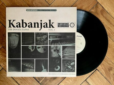 Kabanjak - The Dooza Tapes Vol. 1 1
