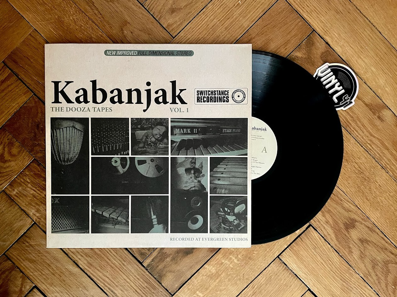 Kabanjak - The Dooza Tapes Vol. 1 (Switchstance Recordings)