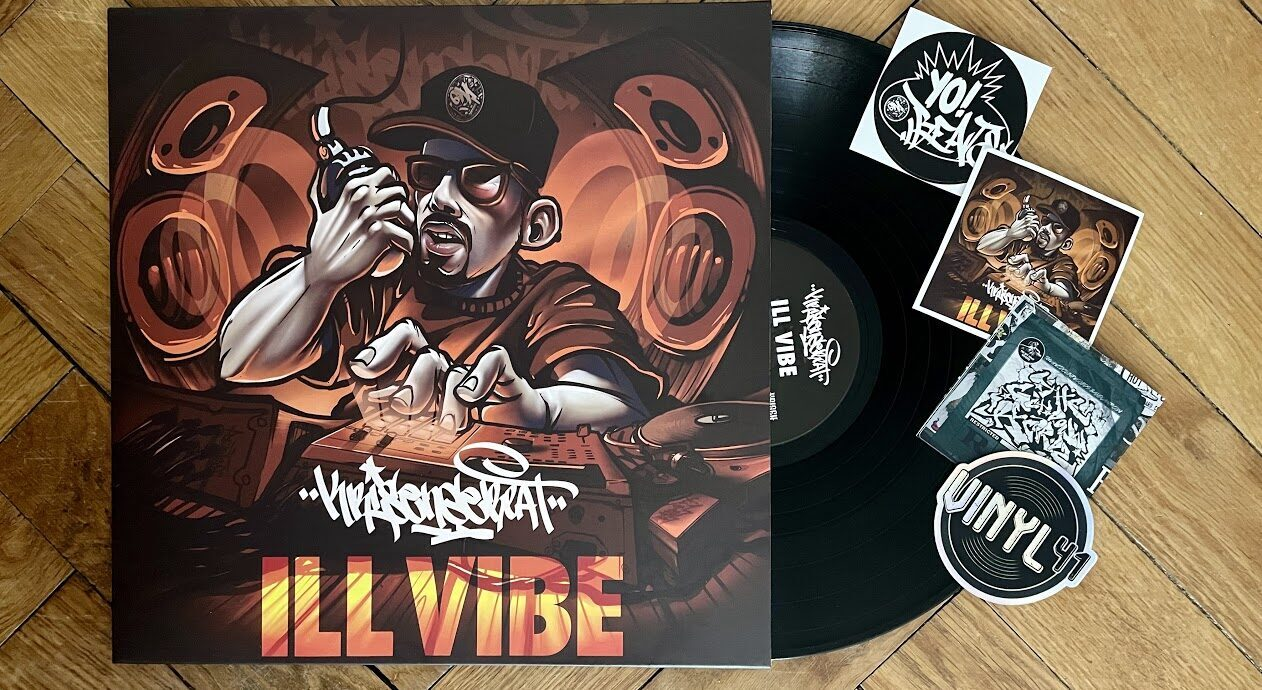 Krisengebeat - ILL Vibe (The Get Down Records)