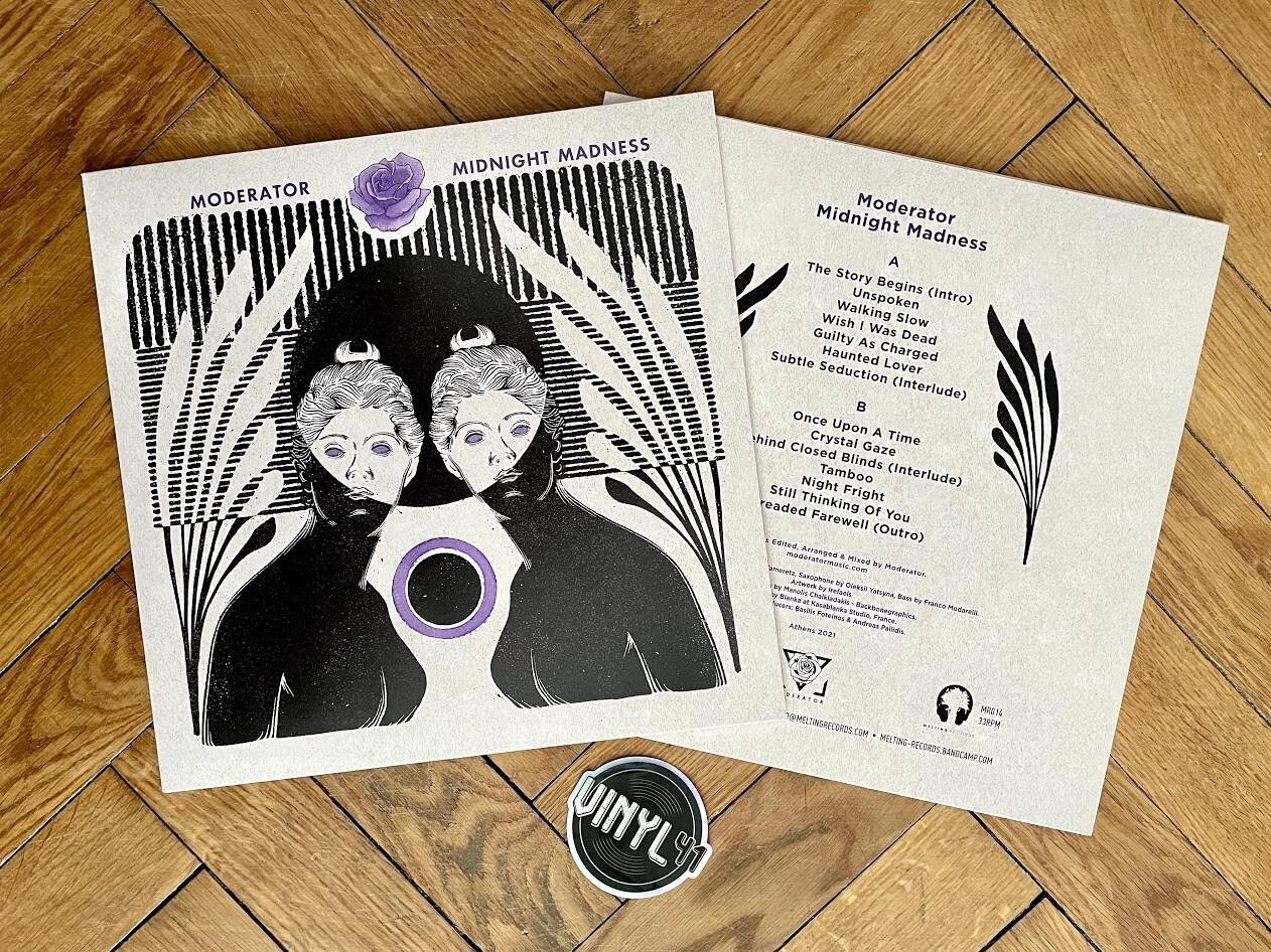 Moderator - Midnight Madness (Melting Records)