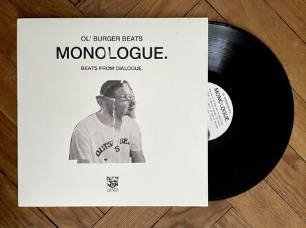 Ol' Burger Beats - Monologue. 1