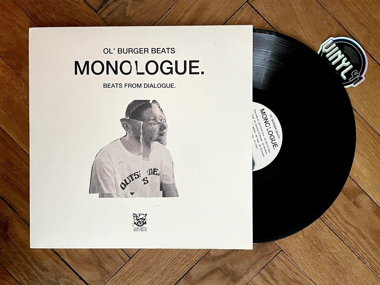 Ol' Burger Beats - Monologue. (Beats From Dialogue.)